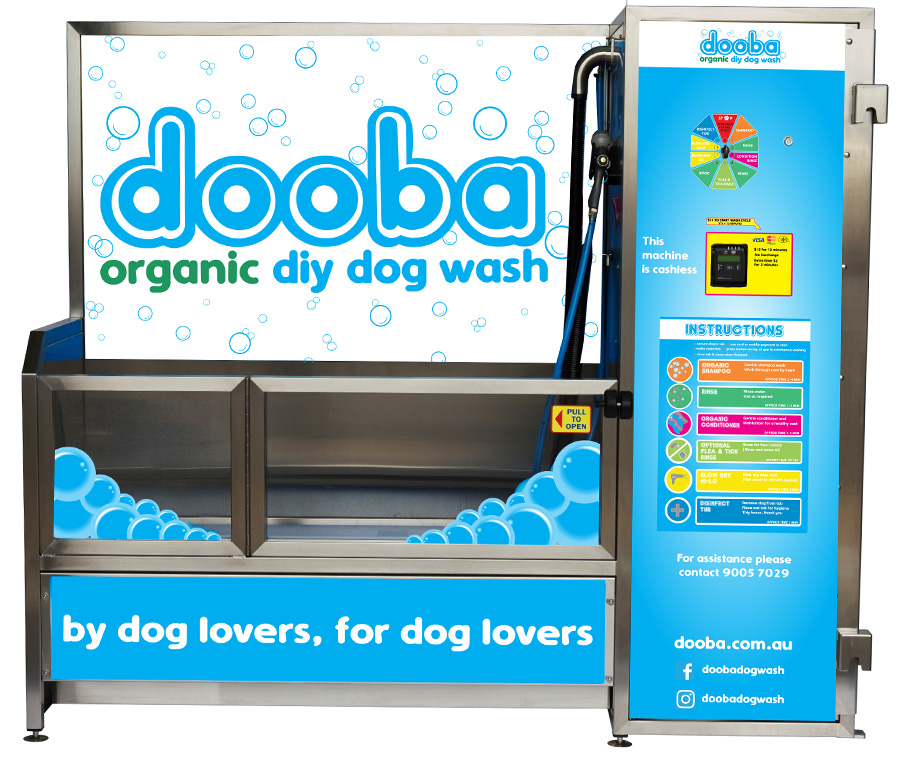 Melbourne Organic DIY Dog Wash